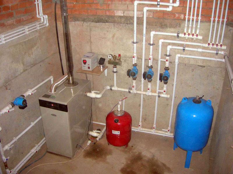 Выполняем работы по монтажу и пусконаладке систем отопления